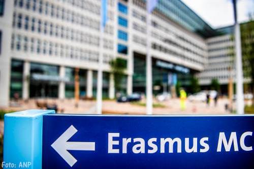 Patiënten Erasmus kunnen weer warm douchen