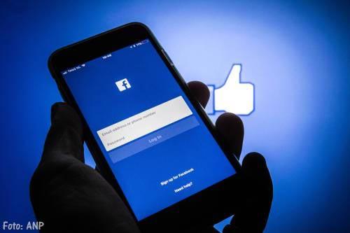'Facebook gaf telefoonmakers gebruikersdata'