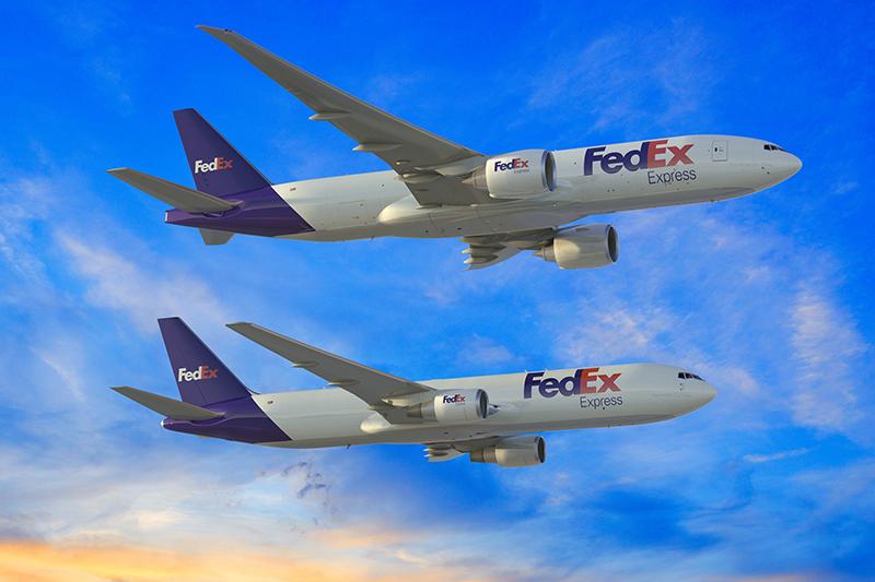 FedEx Express bestelt 24 nieuwe Boeing vrachtvliegtuigen
