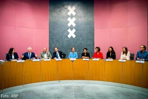 Onderzoek lek vertrouwenscommissie Amsterdam