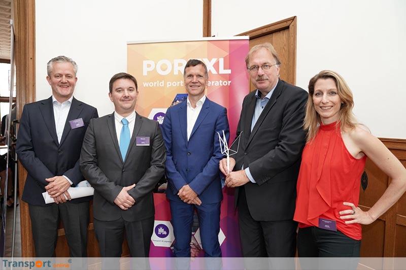 Havenbedrijf Rotterdam contracteert vier innovatieve startups voor de haven van de toekomst