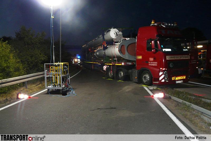 Twee zware ongevallen op Duitse A2: een dode en twee gewonden [+foto's]