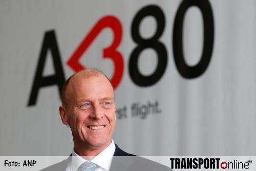 Airbus-topman: één piloot in cockpit