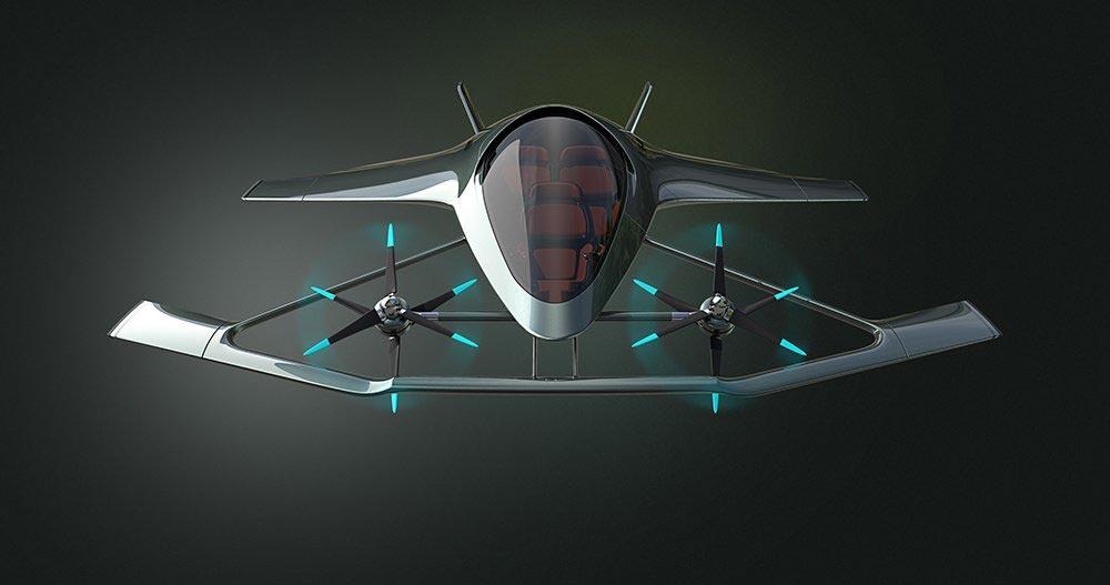 Aston Martin werkt aan 'vliegwagen' [+foto's&video]