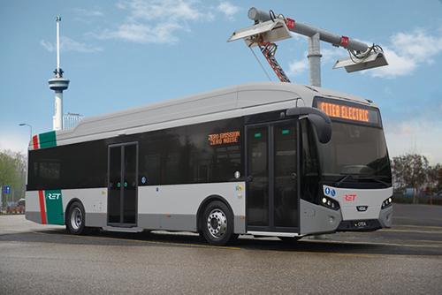 RET bestelt 55 elektrische bussen bij VDL