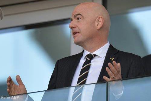 FIFA stelt grotjongens WK-trip in vooruitzicht