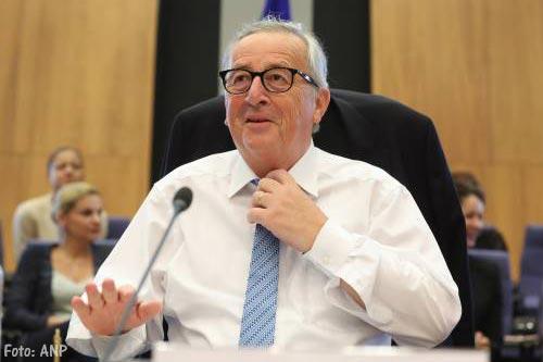 Juncker ontkent alcoholgebruik bij NAVO-top