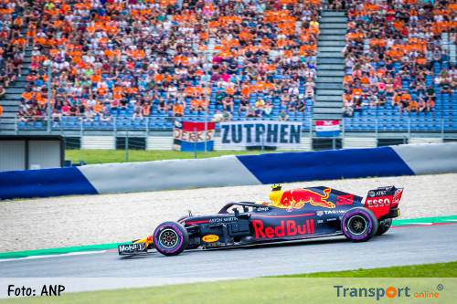 Max Verstappen wint Grote Prijs van Oostenrijk