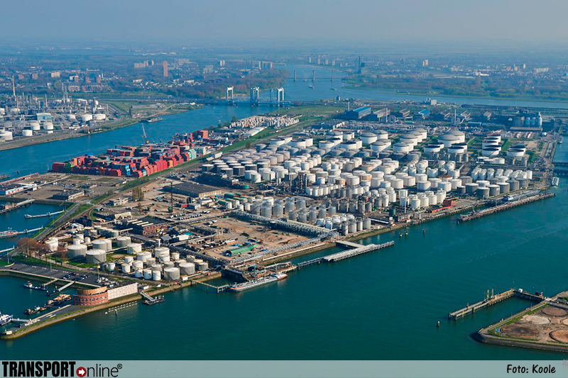 Koole Terminals wil Odfjell Terminals in Rotterdam overnemen