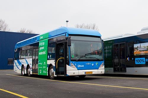 Qbuzz blijft busvervoer in Groningen en Drenthe uitvoeren