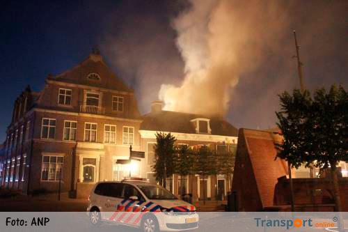 Friesland opgeschrikt door meerdere branden