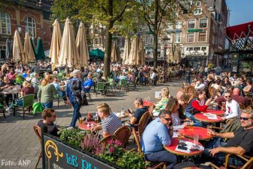 Rondje geven in Amsterdam opnieuw het duurst
