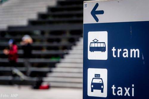 Geen trams Utrecht CS na aanrijding [+foto]