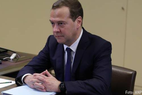 Medvedev waarschuwt VS voor handelsoorlog