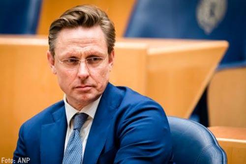 VVD-Kamerlid Han ten Broeke weg om relatie met medewerkster