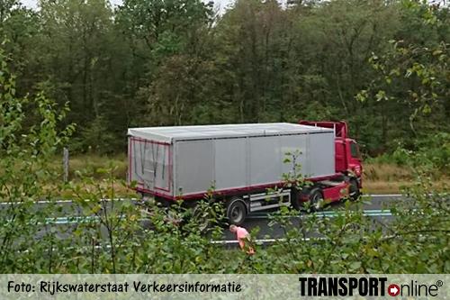 Aanrijding auto en vrachtwagen op N381 [+foto]
