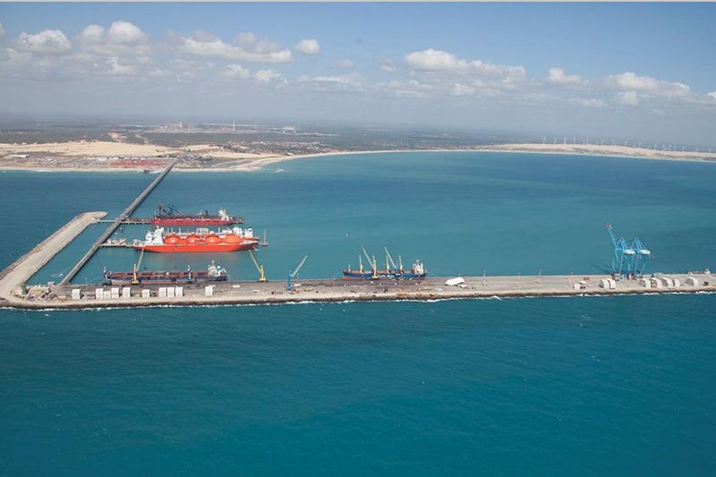Havenbedrijf Rotterdam gaat 75 miljoen investeren in haven van Pecém