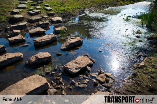 Waterstand in Rijn daalt en daalt