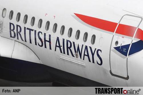 British Airways slaat alarm over dataroof