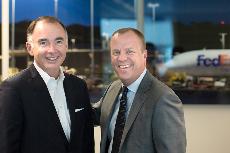 Sean Healy benoemd tot nieuwe COO van FedEx Express Europe in Hoofddorp