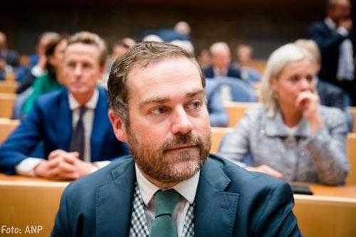 Dijkhoff: domme tweets van nieuw VVD-Kamerlid Thierry Aartsen
