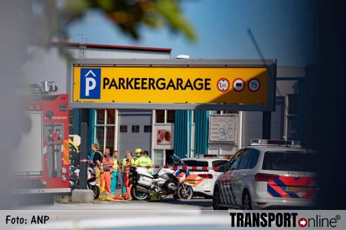 Geen gewonden bij ingestorte parkeergarage Wormerveer