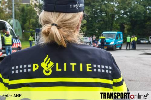 Handgranaat voor bedrijfspand in Amsterdam