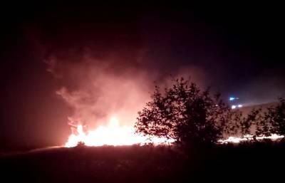 Vliegtuig schiet voorbij landingsbaan Sotsji