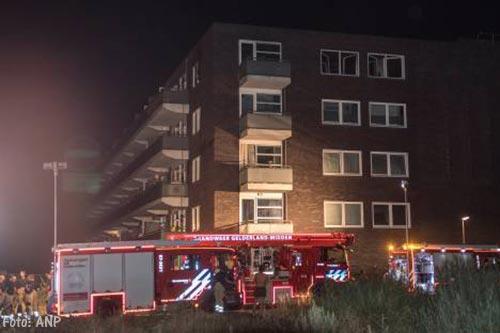 Verdachte dodelijke explosie Arnhem opgepakt