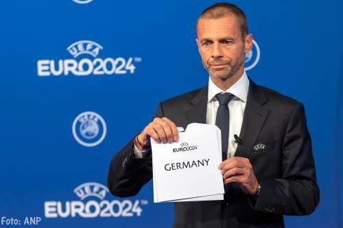 EK voetbal 2024 in Duitsland