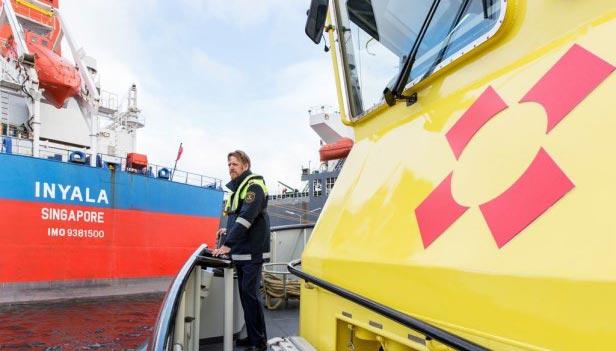 Aantal scheepsbezoeken Amsterdamse haven groeit in 2018, ernstige ongevallen stabiel