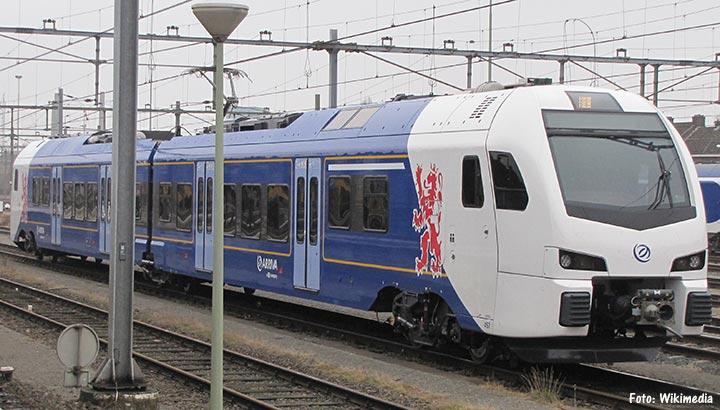 Rechtstreekse treinverbinding van Maastricht naar Aken