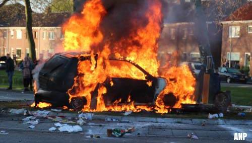 Aantal autobranden in 2018 fors gestegen
