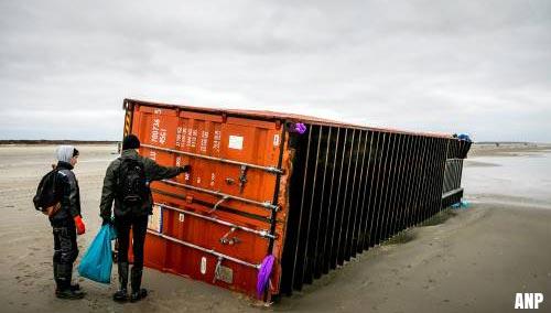 Onderzoeksraad bekijkt verliezen containers