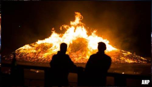 Bouwers: vuurstapel voldeed aan eis