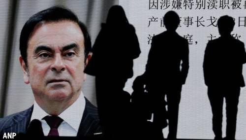 'Complot tegen gevallen Nissan-topman Ghosn'