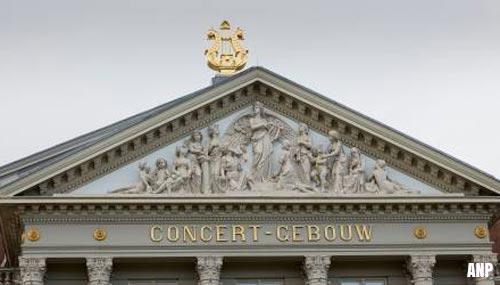Actie anti-Shell activisten bij Concertgebouw