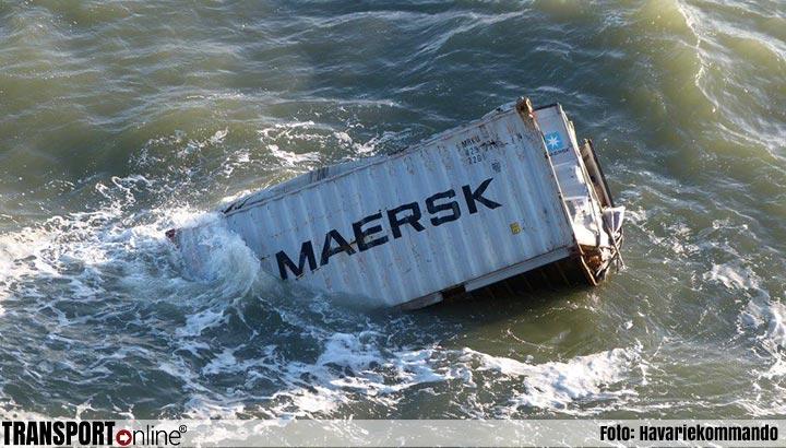 Ook dinsdag nog geen berging containers MSC Zoe