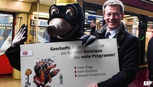 Duitse Spoorwegen: 'Vertraging hoort bij basisfunctie spoorwegen'