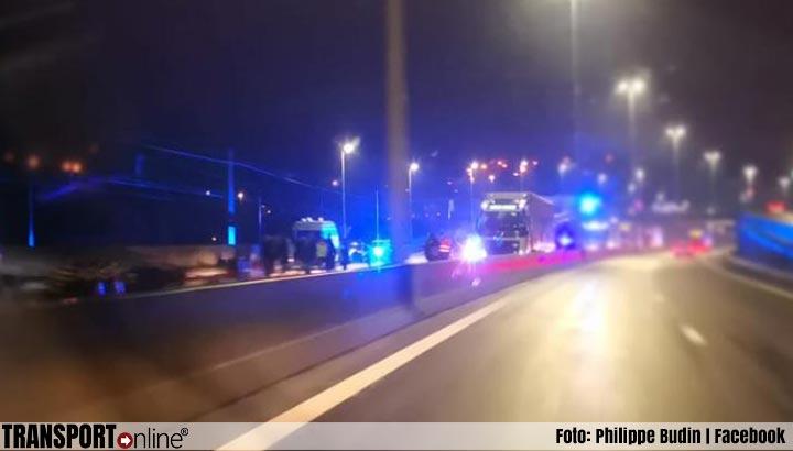 Vrachtwagenchauffeur uit Landgraaf verdacht van doodrijden demonstrant [UPDATE]