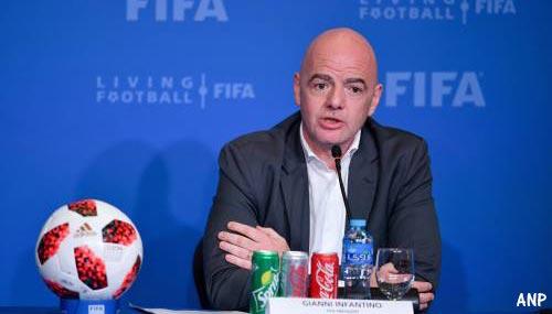 FIFA onderzoekt eerdere uitbreiding WK