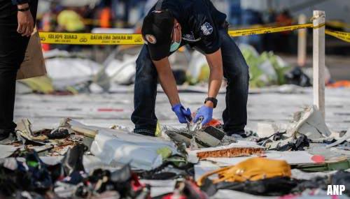Lion Air staakt zoektocht naar zwarte doos