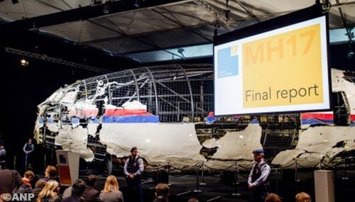 Verslagen MH17-vergaderingen niet openbaar