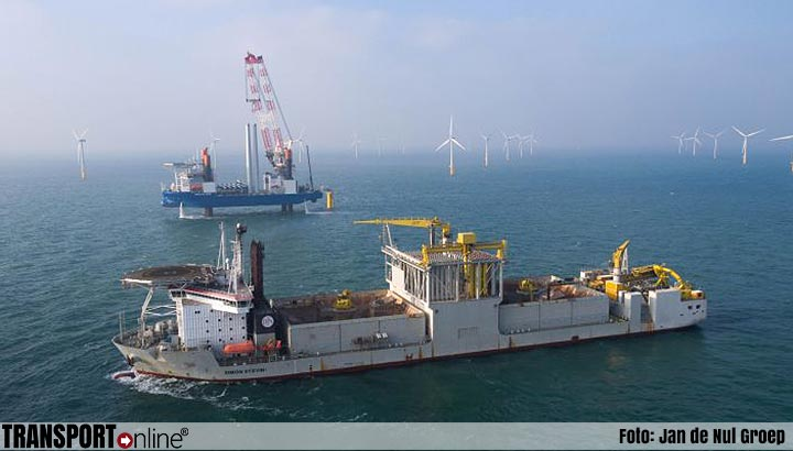 Nederlandse matroos baggerschip Simon Stevin overleden door ongeluk