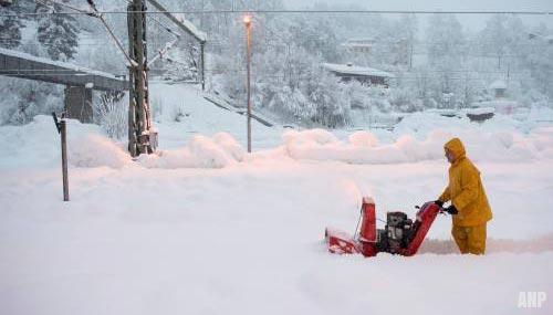 Weer hoogste code lawinegevaar in Tirol