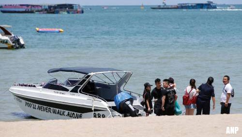 Nederlanders vast in Thailand door storm