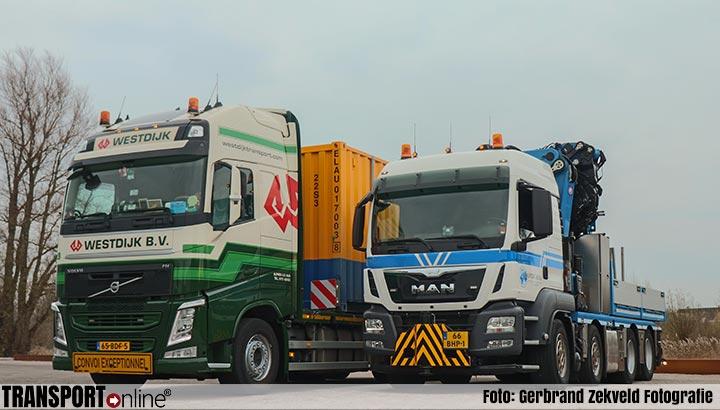 Westdijk Transport BV neemt Balvert & Zn BV over