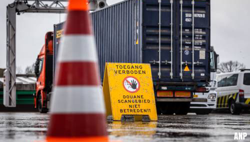 Weer douaniers verdacht van corruptie