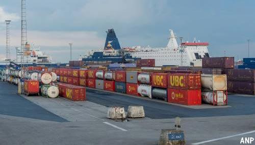 Recordaantal migranten opgepakt bij Zeebrugge
