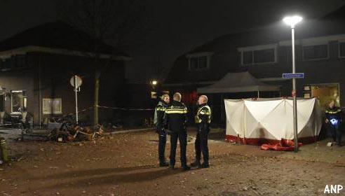 Man aangehouden voor fatale vuurwerkexplosie in Enschede